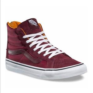 Vans Sk8-Hi Slim Zip Boom Port Royale